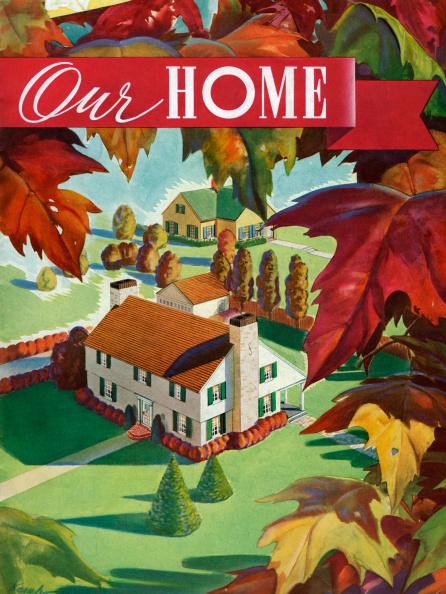 芝草「Ideal American Home」:写真・画像(16)[壁紙.com]