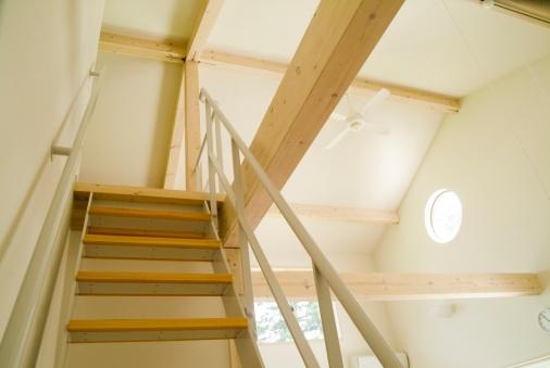 Ceiling Fan「Staircase」:スマホ壁紙(6)