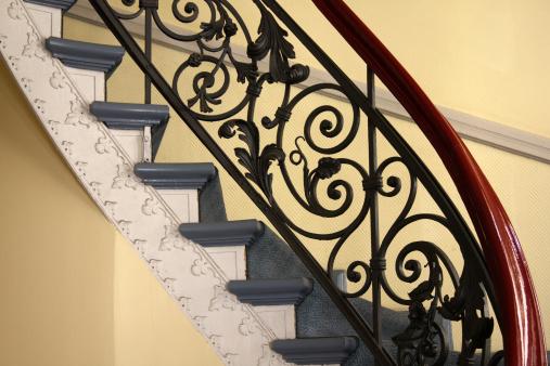 Art Nouveau「Staircase」:スマホ壁紙(19)