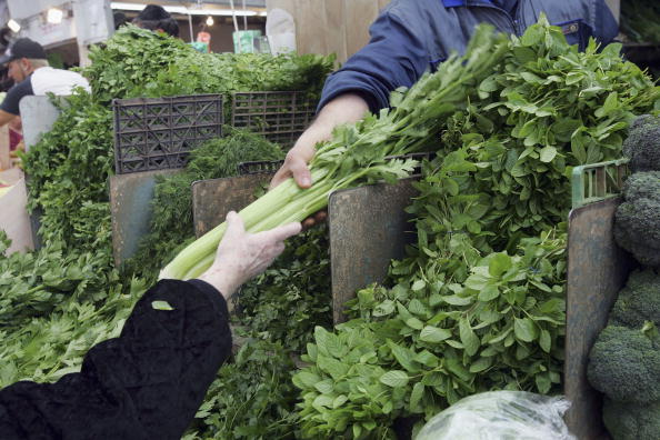 Celery「Aspects Of The Mediterranean Diet」:写真・画像(3)[壁紙.com]