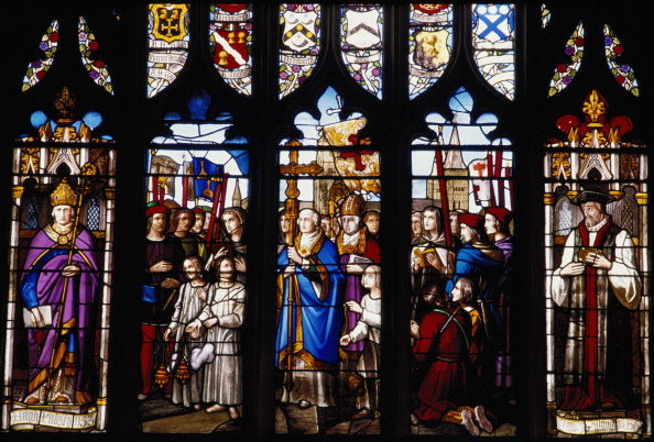 Stained Glass「Durham Stained Glass」:写真・画像(6)[壁紙.com]