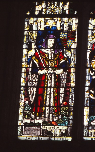 Multi Colored「Stained Glass Window King Henry IV Of England (1367-1413)」:写真・画像(3)[壁紙.com]