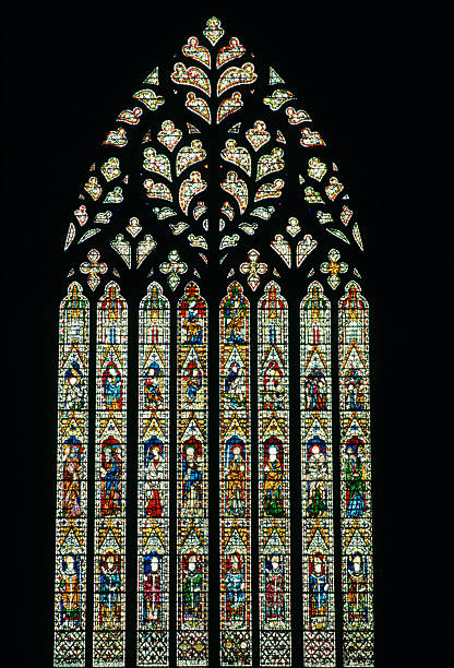 Stained Glass Window, York Minster Cathedral:ニュース(壁紙.com)