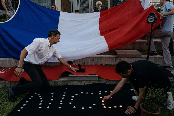 2016 Bastille Day Attack in Nice「World Reacts To The Nice Terrorist Attack」:写真・画像(11)[壁紙.com]