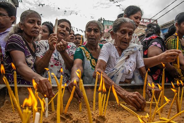 Sri Lanka「Sri Lanka Mourns Victims of Easter Sunday Bombings」:写真・画像(12)[壁紙.com]