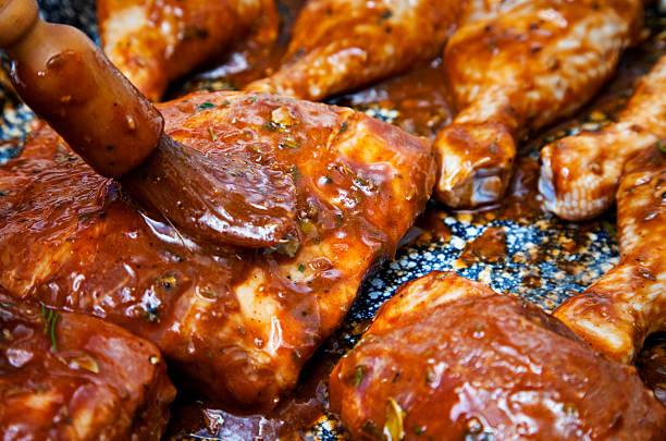 Covering Back ribs in marinade:スマホ壁紙(壁紙.com)