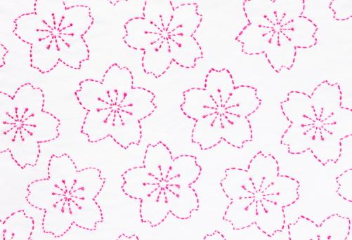 和柄「Sashiko-Japanese quilting」:スマホ壁紙(9)
