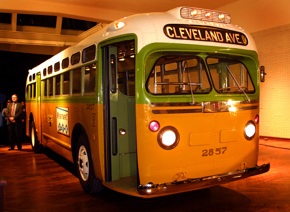 Bus「Bus Rosa Parks Made Her Stand On Restored」:写真・画像(1)[壁紙.com]
