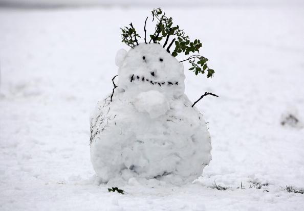 雪だるま「Freezing Temperatures Continue To Grip The Country」:写真・画像(10)[壁紙.com]
