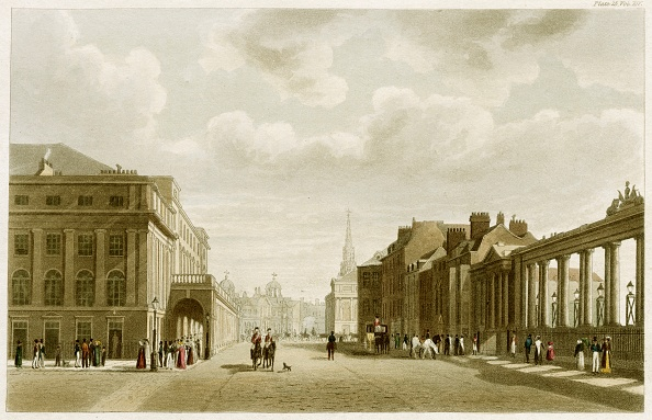 1820-1829「Pall Mall」:写真・画像(3)[壁紙.com]