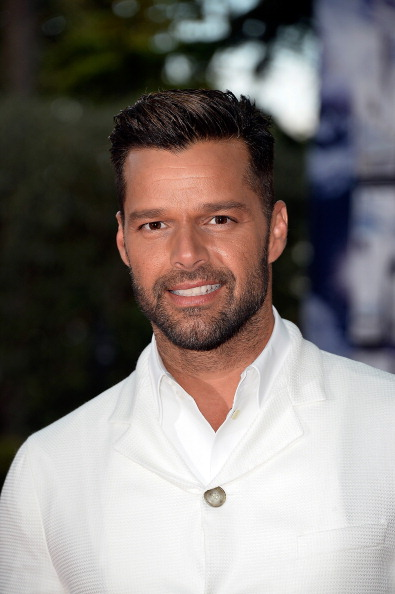 Ricky Martin「World Music Awards 2014 - Red Carpet Arrivals In Monte-Carlo」:写真・画像(16)[壁紙.com]