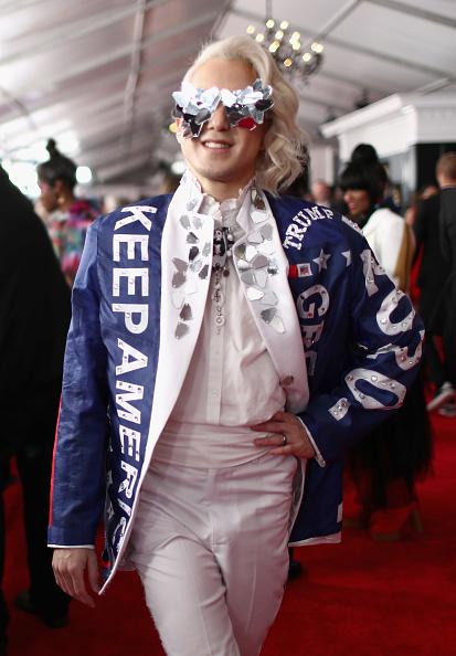 Rebellion「61st Annual GRAMMY Awards - Red Carpet」:写真・画像(18)[壁紙.com]