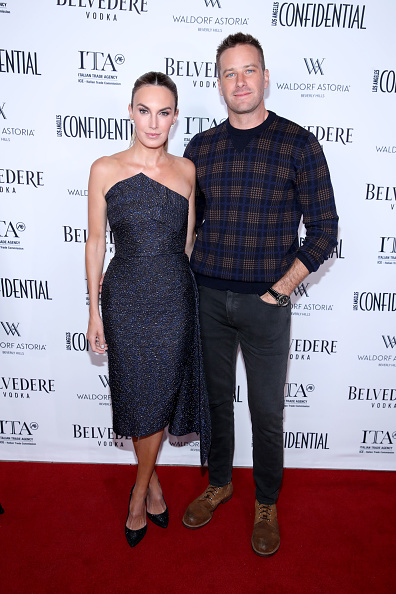 Armie Hammer「Los Angeles Confidential And Armie Hammer Celebrate The Annual Awards Issue With Belvedere Vodka」:写真・画像(10)[壁紙.com]