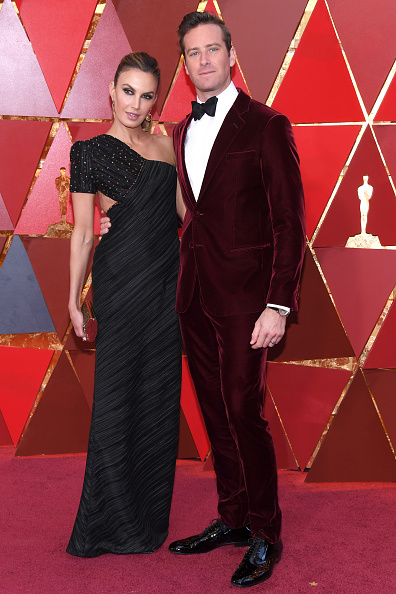 Armie Hammer「90th Annual Academy Awards - Arrivals」:写真・画像(17)[壁紙.com]