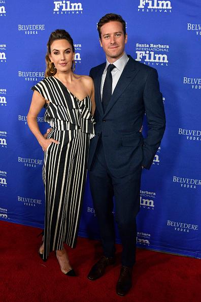 Armie Hammer「Santa Barbara International Film Festival Honors Judi Dench With Annual Kirk Douglas Award For Excellence In Film - Arrivals」:写真・画像(3)[壁紙.com]