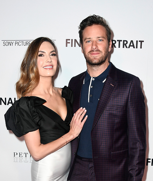 Armie Hammer「Premiere Of Sony Pictures Classics' 'Final Portrait' - Arrivals」:写真・画像(2)[壁紙.com]