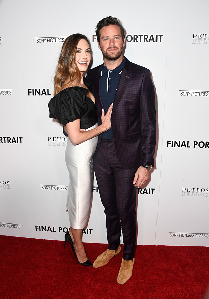 Frazer Harrison「Premiere Of Sony Pictures Classics' 'Final Portrait' - Arrivals」:写真・画像(4)[壁紙.com]