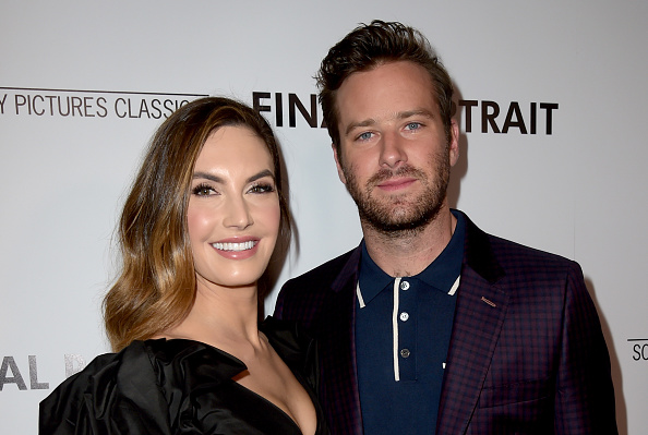 Armie Hammer「Premiere Of Sony Pictures Classics' 'Final Portrait' - Red Carpet」:写真・画像(5)[壁紙.com]