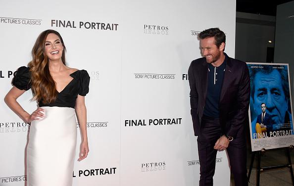Armie Hammer「Premiere Of Sony Pictures Classics' 'Final Portrait' - Arrivals」:写真・画像(5)[壁紙.com]