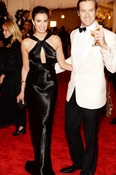 Armie Hammer「'PUNK: Chaos To Couture' Costume Institute Gala」:写真・画像(12)[壁紙.com]