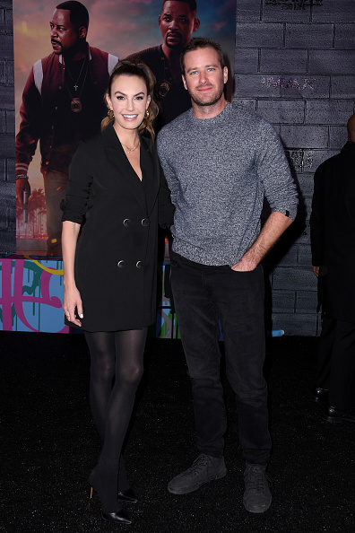 """Armie Hammer「Premiere Of Columbia Pictures' """"Bad Boys For Life"""" - Arrivals」:写真・画像(16)[壁紙.com]"""