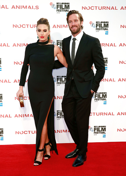 Armie Hammer「'Nocturnal Animals' - Headline Gala - 60th BFI London Film Festival」:写真・画像(10)[壁紙.com]