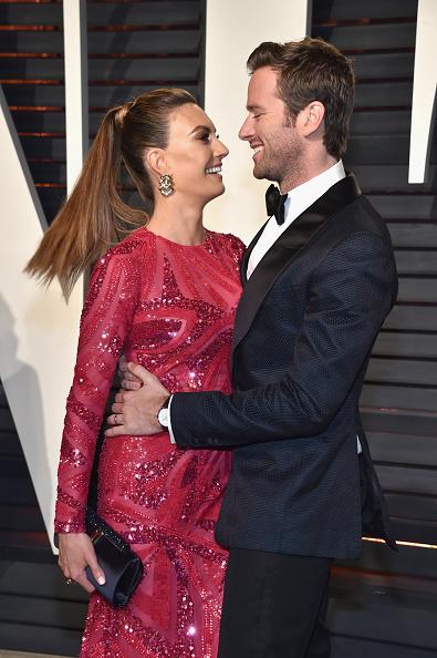 Armie Hammer「2017 Vanity Fair Oscar Party Hosted By Graydon Carter - Arrivals」:写真・画像(4)[壁紙.com]