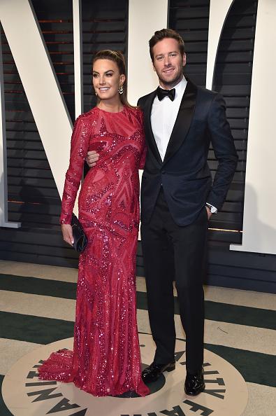 Armie Hammer「2017 Vanity Fair Oscar Party Hosted By Graydon Carter - Arrivals」:写真・画像(5)[壁紙.com]