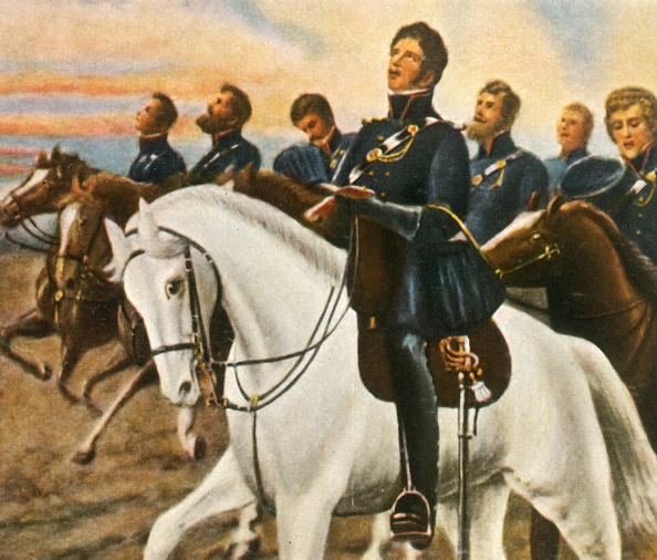 Patriotism「Theodor Körner」:写真・画像(3)[壁紙.com]