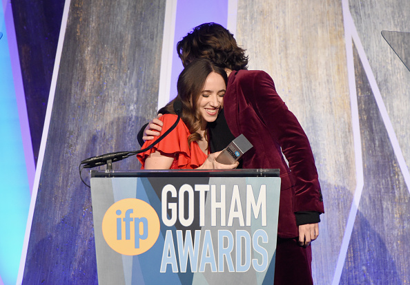 Alternative Pose「IFP's 27th Annual Gotham Independent Film Awards - Show」:写真・画像(8)[壁紙.com]