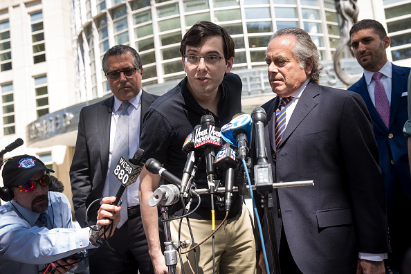 Juror - Law「Jury Deliberations Continue In Martin Shkreli Securities Fraud Trial」:写真・画像(10)[壁紙.com]