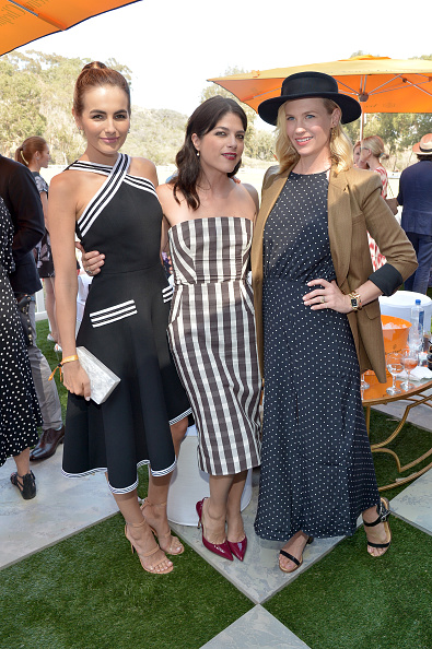 Camilla Belle「Sixth-Annual Veuve Clicquot Polo Classic, Los Angeles - Inside」:写真・画像(2)[壁紙.com]