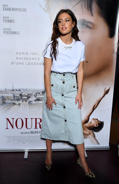 "Skirt「""Noureev - The White Crow"" : Paris Premiere At Cinema Gaumont Opera」:写真・画像(3)[壁紙.com]"