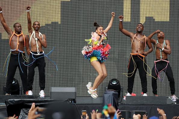 Global「Global Citizen Festival: Mandela 100 - Show」:写真・画像(3)[壁紙.com]