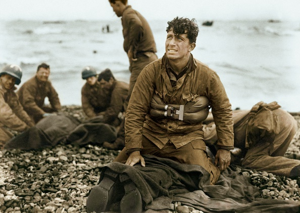 World War II「Omaha Beach Rescue」:写真・画像(18)[壁紙.com]