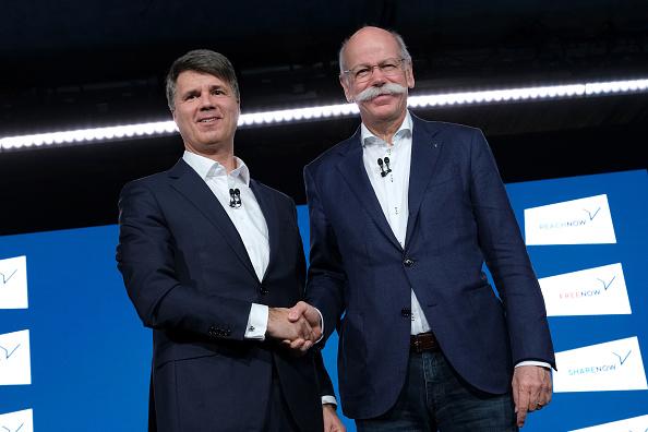ダイムラーAG「Daimler And BMW Launch Joint Carsharing Service」:写真・画像(8)[壁紙.com]