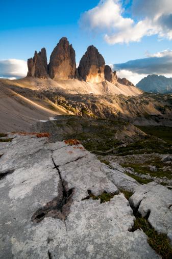 Eco Tourism「Three Peaks of the Dolomites」:スマホ壁紙(17)