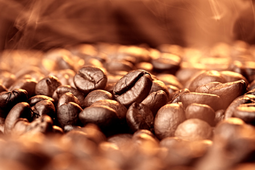 Roasted Coffee Bean「Scent of the coffee」:スマホ壁紙(2)
