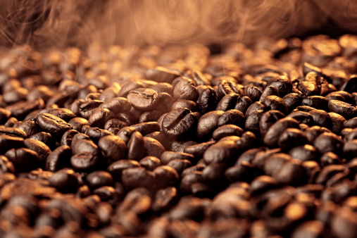 Roasted Coffee Bean「Scent of the coffee」:スマホ壁紙(5)
