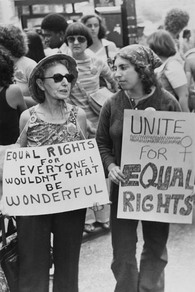 Only Women「Equal Rights Amendment March, NYC」:写真・画像(10)[壁紙.com]