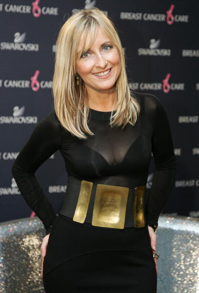 Fiona Phillips「Breast Cancer Care Annual Fashion Show - Photocall」:写真・画像(6)[壁紙.com]