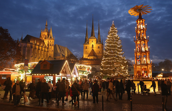 Germany「Christmas Markets Open Across Germany」:写真・画像(8)[壁紙.com]
