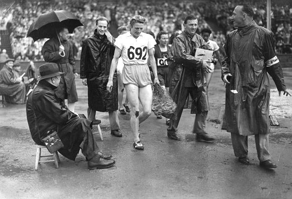 オリンピック「1948 BLANKERS KOEN」:写真・画像(2)[壁紙.com]