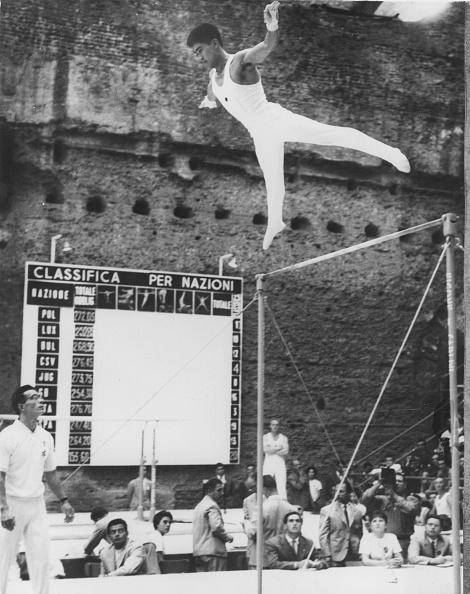 オリンピック「OLYMPIC GYMNASTICS」:写真・画像(2)[壁紙.com]