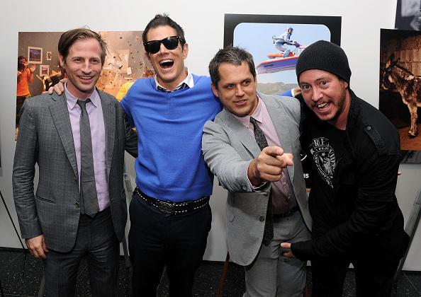 "Stephen Lovekin「""Jackass 3D"" New York Premiere - Arrivals」:写真・画像(16)[壁紙.com]"