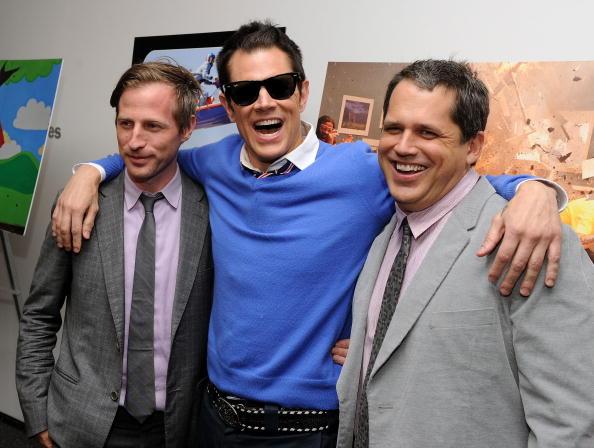 "Stephen Lovekin「""Jackass 3D"" New York Premiere - Arrivals」:写真・画像(14)[壁紙.com]"