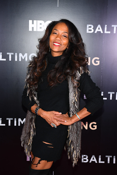 Sonja Sohn「Red Carpet Premiere of HBO Documentary Baltimore Rising」:写真・画像(13)[壁紙.com]