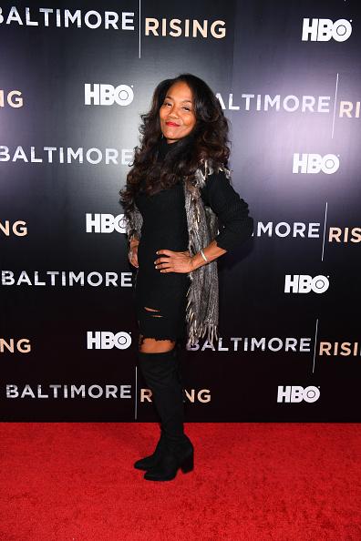 Sonja Sohn「Red Carpet Premiere of HBO Documentary Baltimore Rising」:写真・画像(3)[壁紙.com]