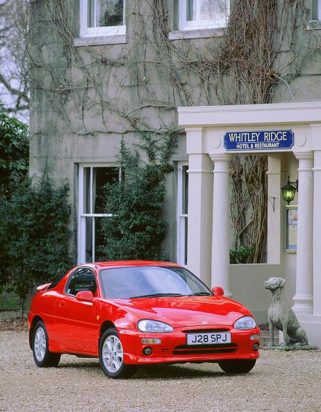 Mazda「1991 Mazda MX3 V6」:写真・画像(14)[壁紙.com]