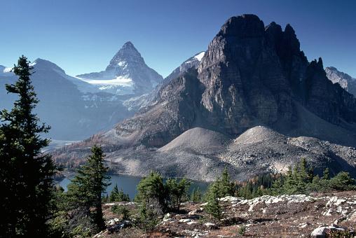 Mt Assiniboine「Mountains in Mount Assiniboine Provincial Park」:スマホ壁紙(16)